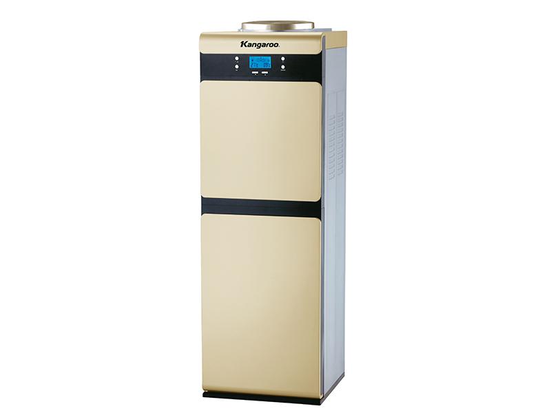 Máy làm nóng lạnh nước uống KG41H hiệu kangaroo, loại bình úp