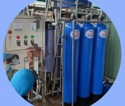 Máy lọc nước công nghiệp