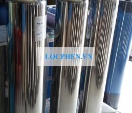 Bo xu ly nuoc gieng khoan inox 220 van 3 nga o Phan Thiet