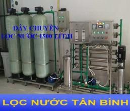 DAY CHUYEN LOC NUOC TINH KHIET 1500 LIT/H