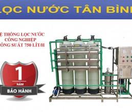 DAY CHUYEN LOC NUOC TINH KHIET 750 LIT/GIO