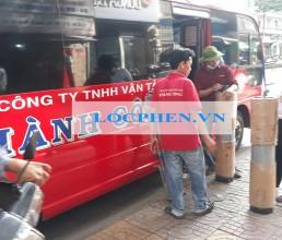 Giao bo loc nuoc gieng khoan di Dong Xoai, Binh Phuoc