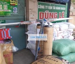 Loc nuoc gieng khoan di Hoai Nhon, Binh Dinh
