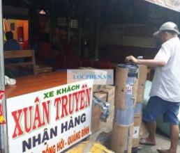 Bo loc nuoc phen di Dong Hoi, Quang Binh