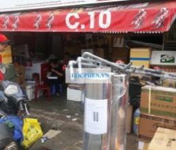 Bo loc phen bang inox di Quang Khe, Dak Nong