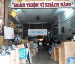Giao 03 bo loc nhua ve Phan Rang, Ninh Thuan