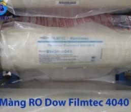 Mang RO Dow Filmtec 4040