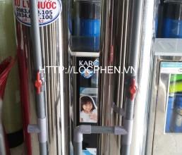Xu ly nuoc gieng khoan o Binh Chau, Xuyen Moc, BRVT