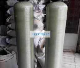 Xu ly nuoc gieng khoan o Cam Lam, Khanh Hoa