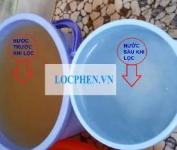 Xu ly nuoc gieng khoan tai cho Hiep Thanh q12