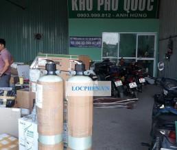 Xu ly nuoc may o Phu Quoc, Kien Giang