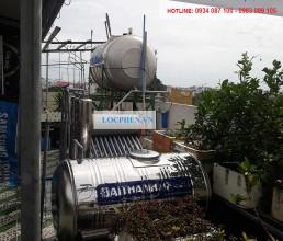 Xu ly nuoc nhiem phen tai Le Van Khuong, Q12