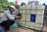 Chuyen gia Nhat giua trua loi nuoc den ngom song Lo Tich lap dat he thong Nano Bioreactor