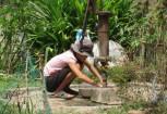 Hon 95% nuoc gieng vung ven Sai Gon nhiem ban