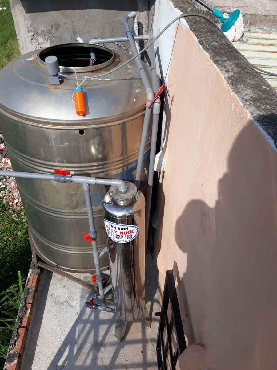 Lọc nước máy đường mã lò