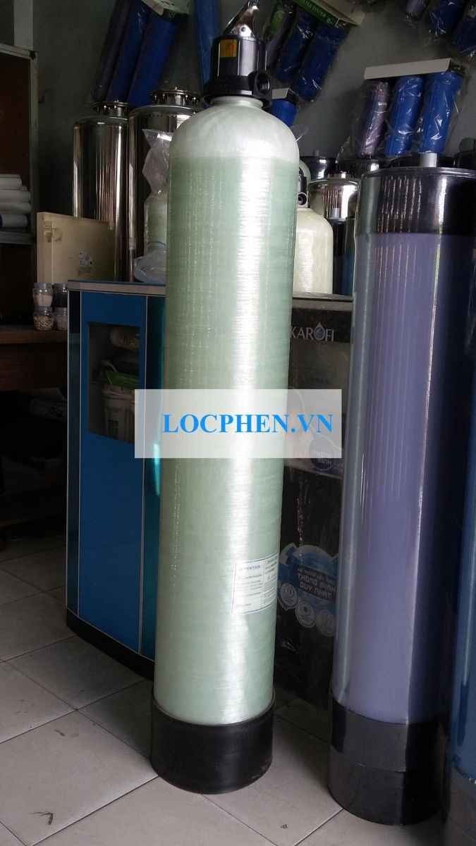 loc nuoc may sinh hoat gia dinh cot composite 948