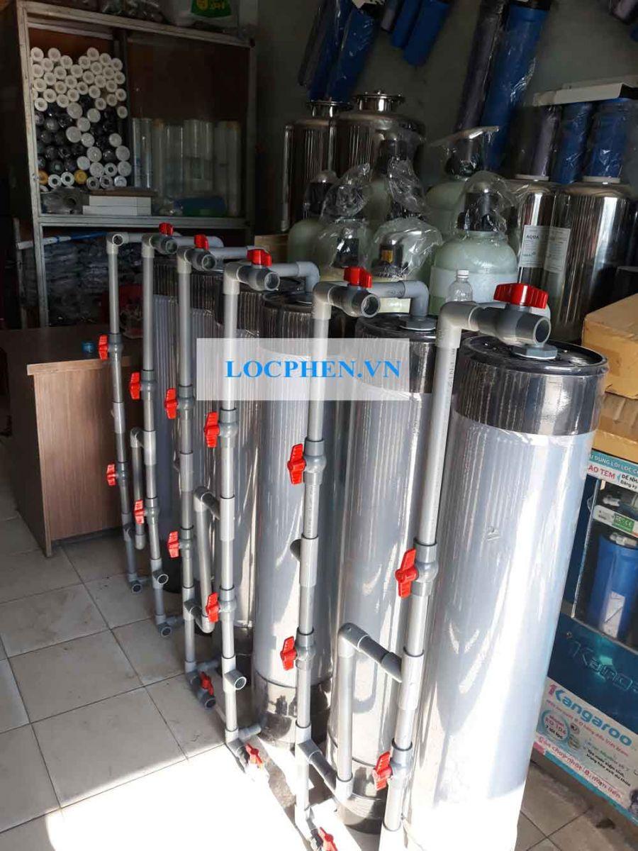 Bộ lọc nước giếng khoan cho đại lý Đồng Nai