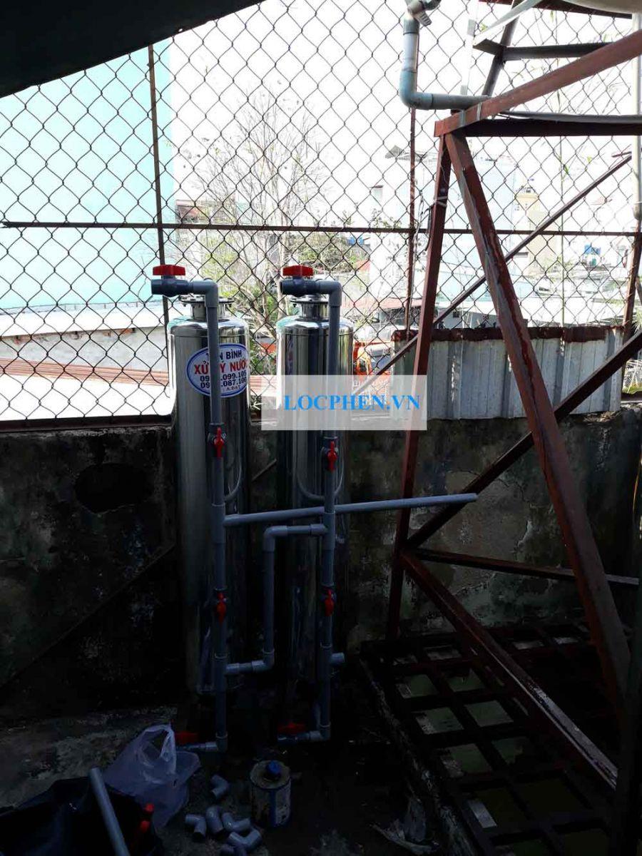 Lọc nước giếng khoan đường HT10