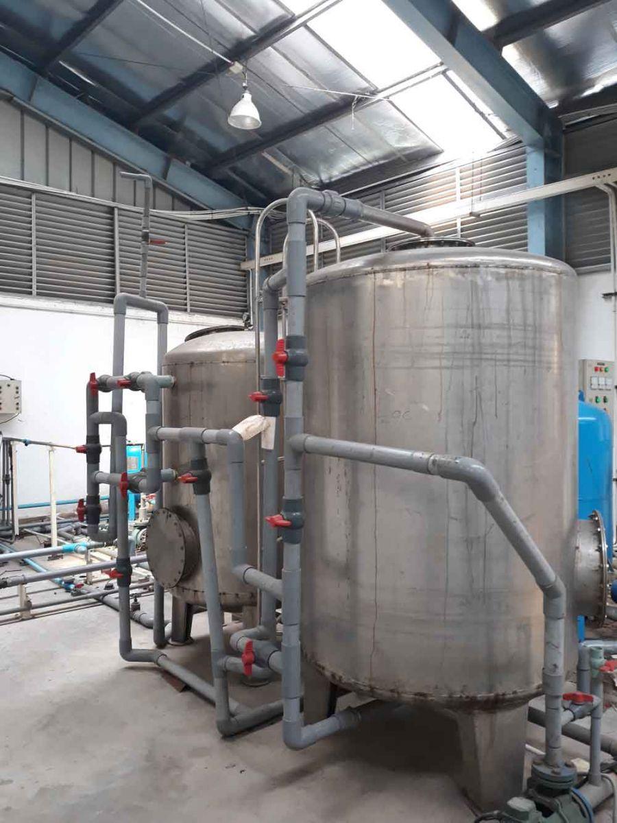 Bộ lọc nước tổng công nghiệp d1000