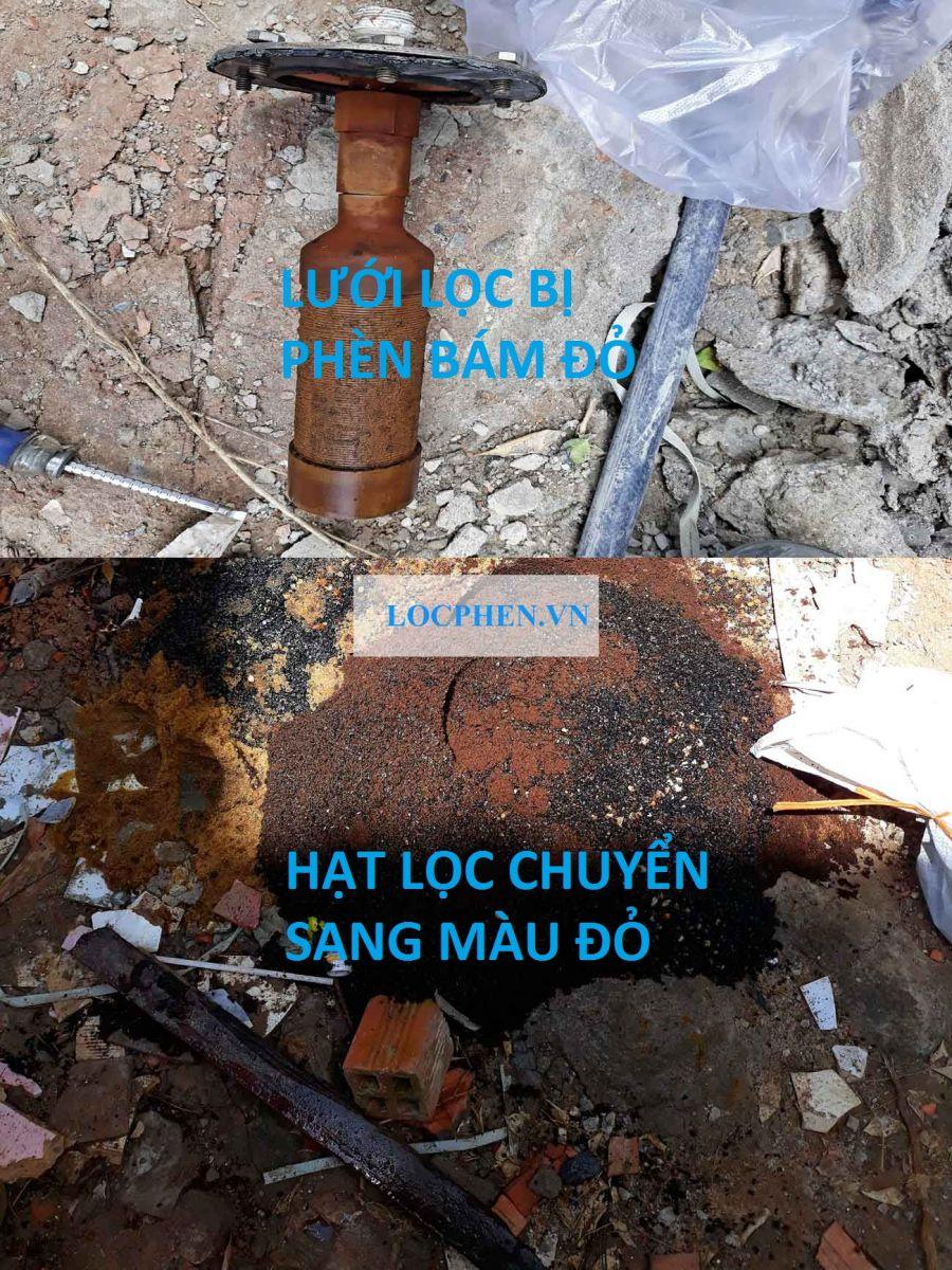 thay loi bo loc nuoc nhiem phen tai cau phu cuong,cu chi