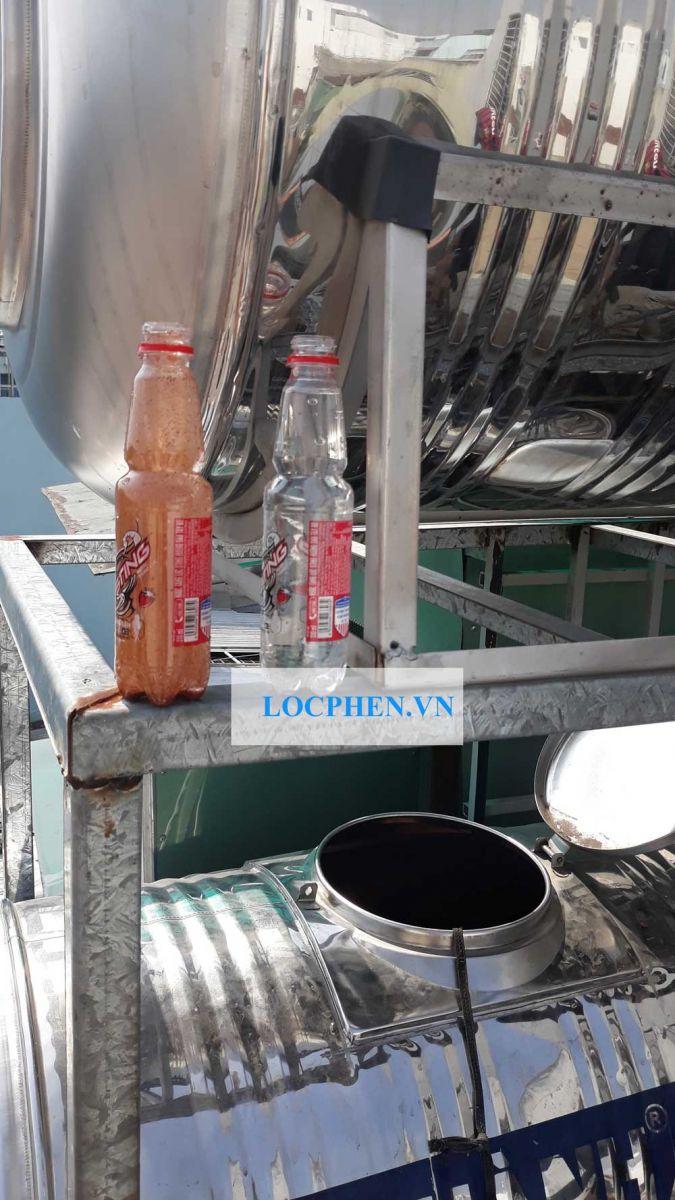 Thay lõi bộ lọc nước đường Đặng Minh Trứ Tân Bình