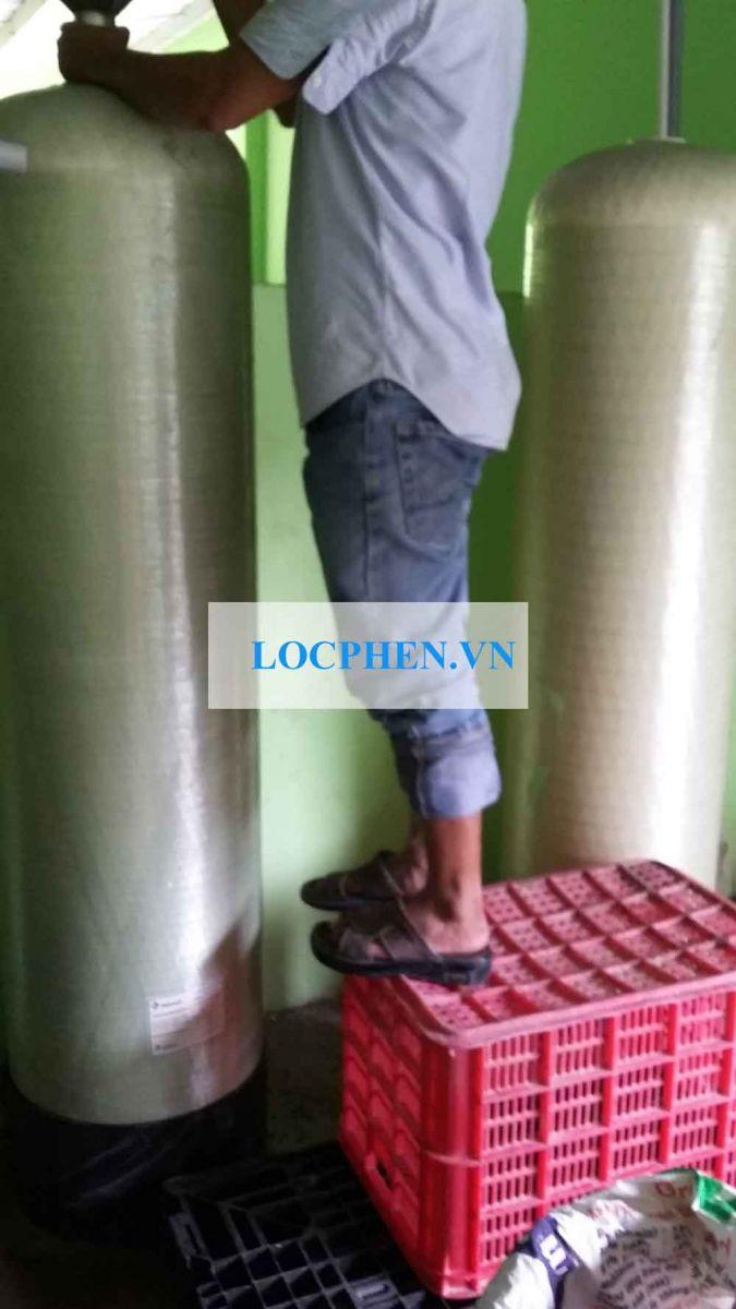 loc nuoc gieng cho nha may goodlife