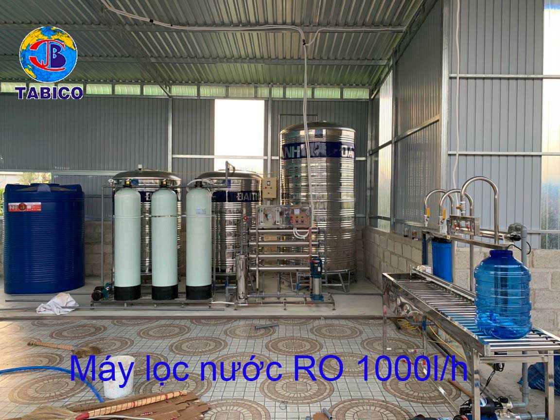 may lo nuoc ro 1000l/h