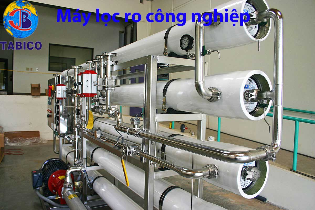 may loc nuoc ro cong nghiep