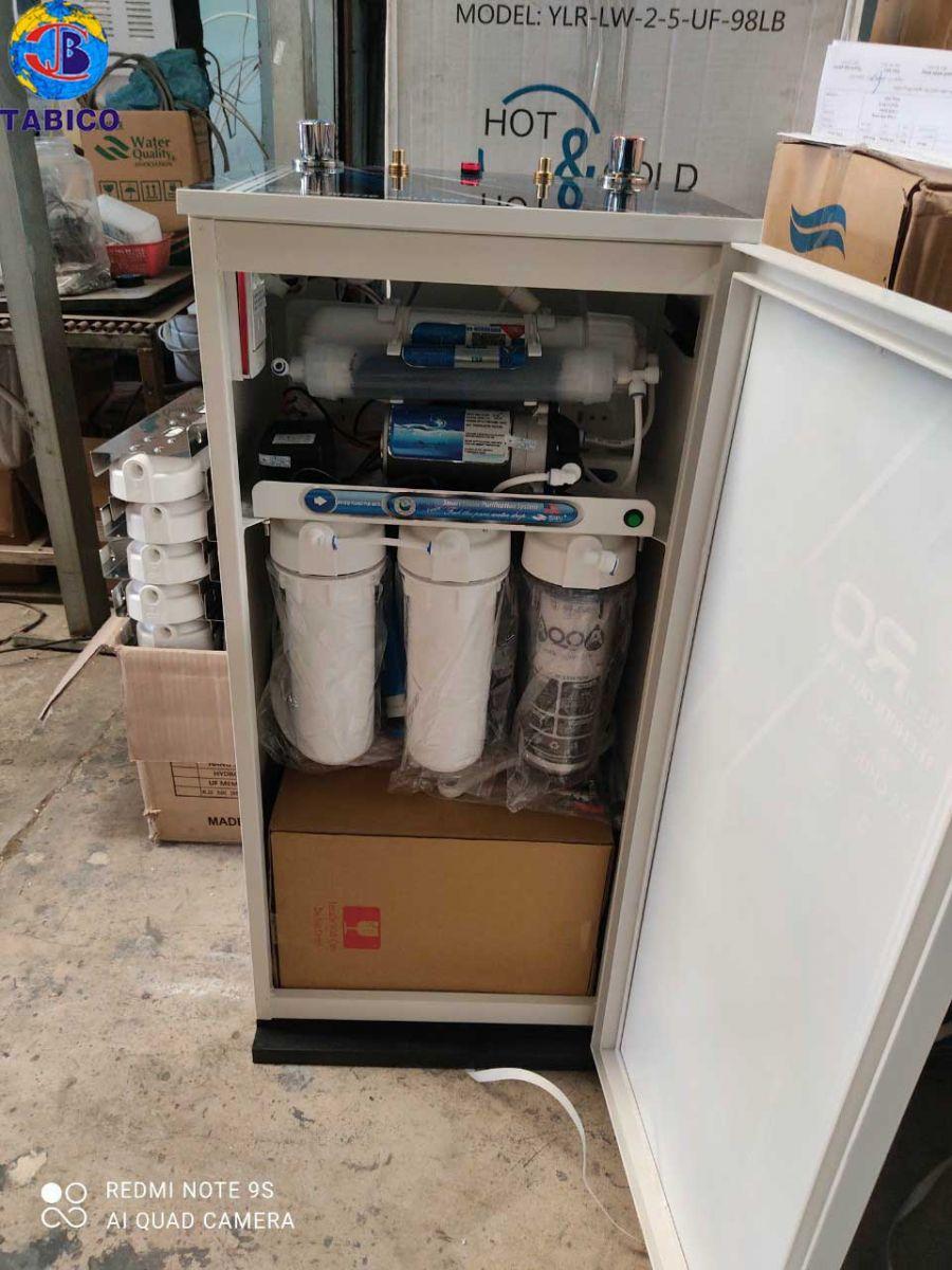 máy lọc nước Aqua 2 vòi
