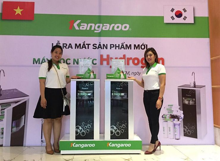 Máy lọc nước ro Hydrogen Kangaroo KG 100HA