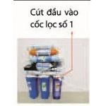 bước 3 - hướng dẫn lắp đặt máy lọc nước RO karofi