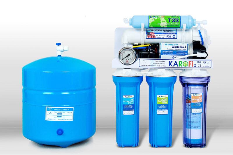 12 Bước đơn giản hướng dẫn lắp đặt máy lọc nước karofi