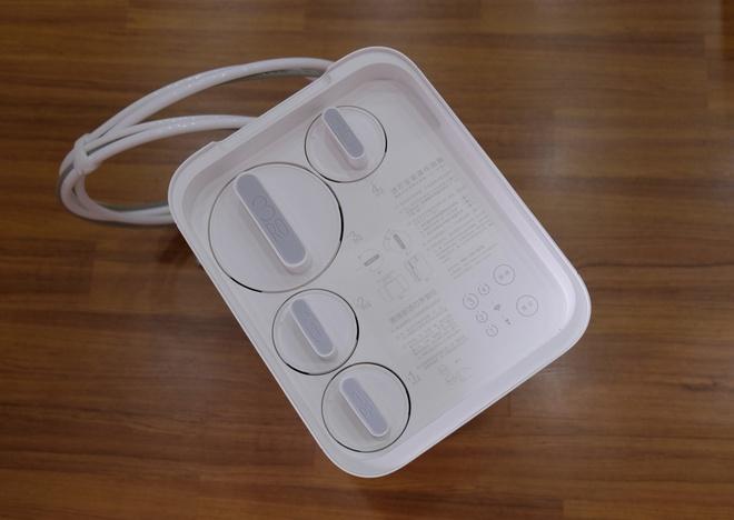 Máy lọc nước RO có Wi-Fi, thông báo chất lượng tới smartphone