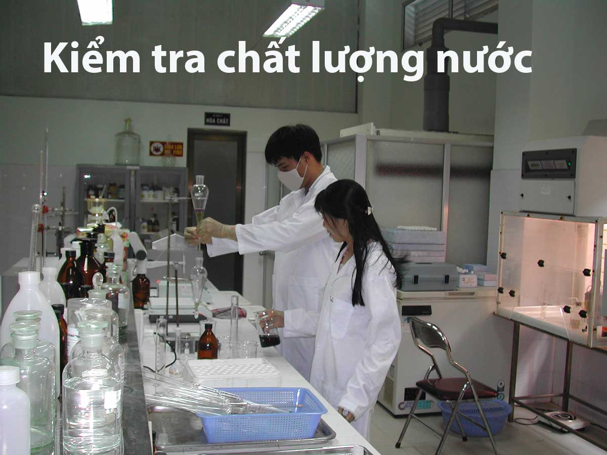 kiem tra chat luong nuoc