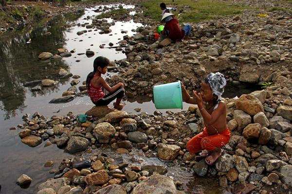 5 vấn đề ảnh hưởng đến an ninh nguồn nước ở Việt Nam