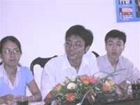 Ba học sinh VN tham dự cuộc thi về nguồn nước tại Thụy Điển
