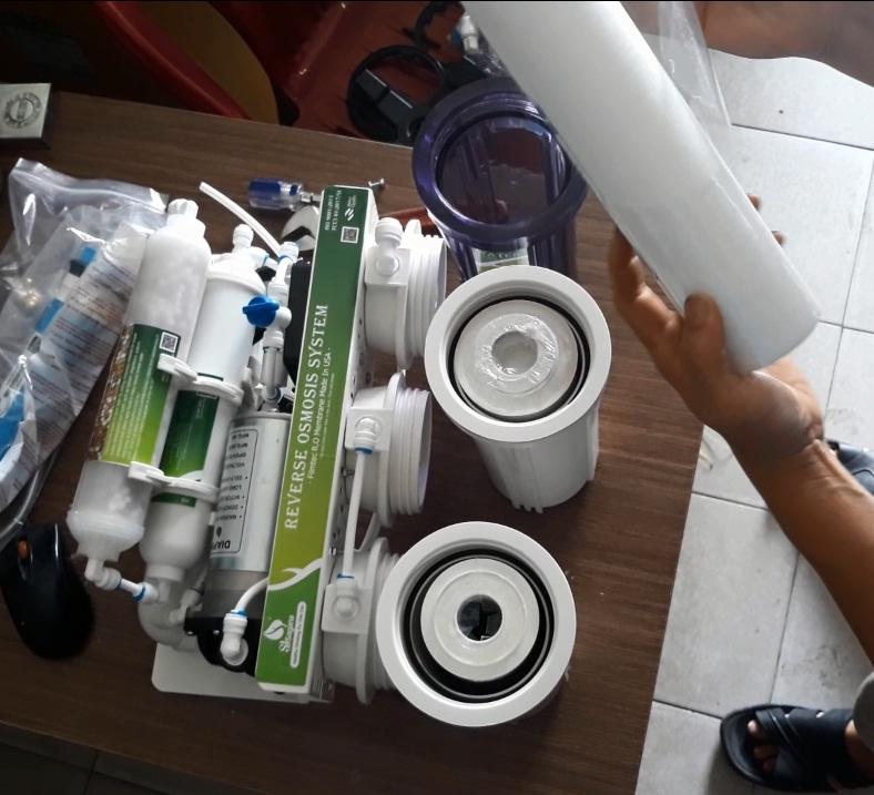 Hướng dẫn lắp đặt máy lọc nước ro tứ a-z