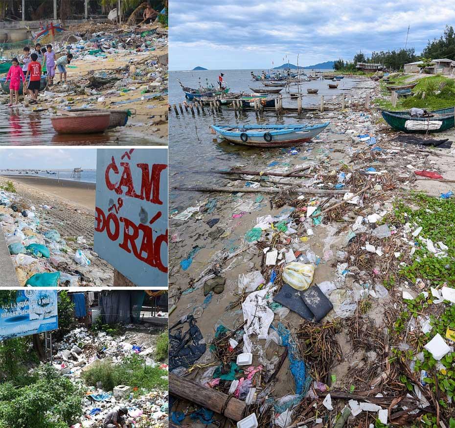 Biện pháp khắc phục ô nhiễm môi trường nước ở việt nam