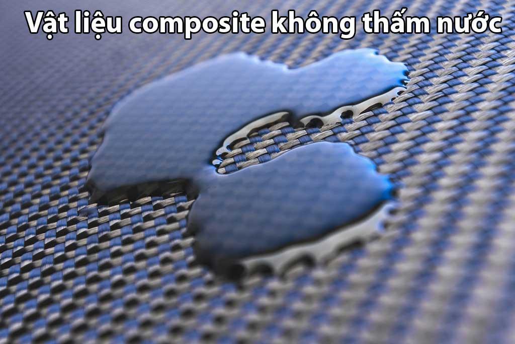 vat lieu composite khong tham nuoc
