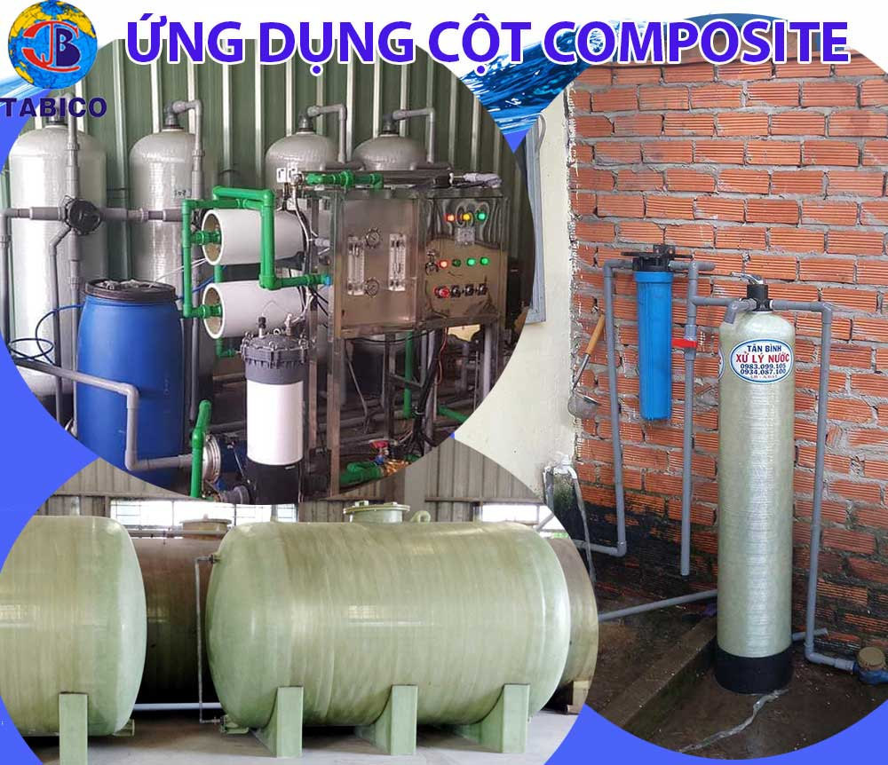 ung dung cot composite