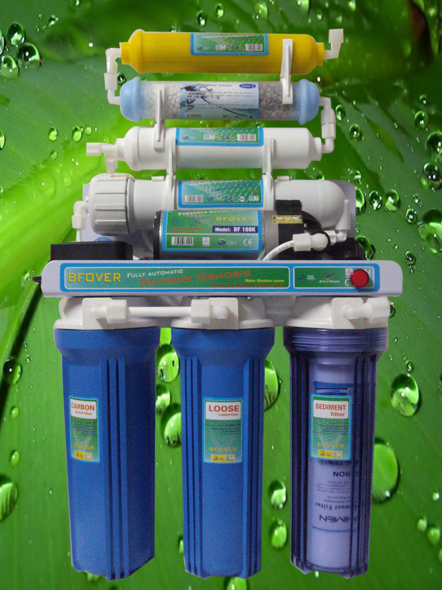 Máy lọc nước nào tốt và bền nhất?